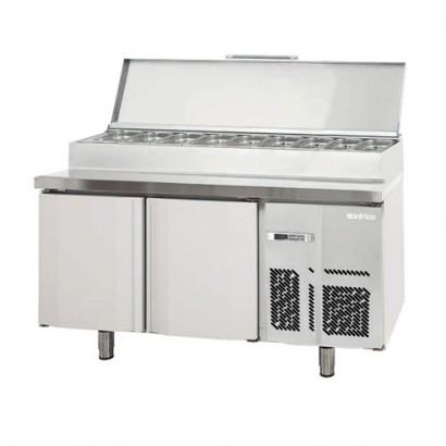 02910-Mesón Refrigerado MRF Pizza 1500